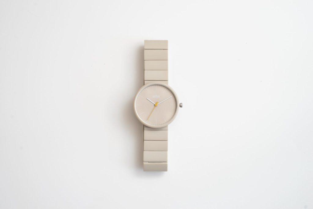 久しぶりのアナログ時計。BRAUN『Analog Watch(BN0171)』を買いました
