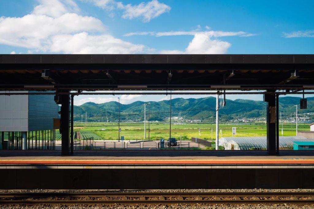 カメラと旅と、函館。北海道新幹線に揺られて函館まで