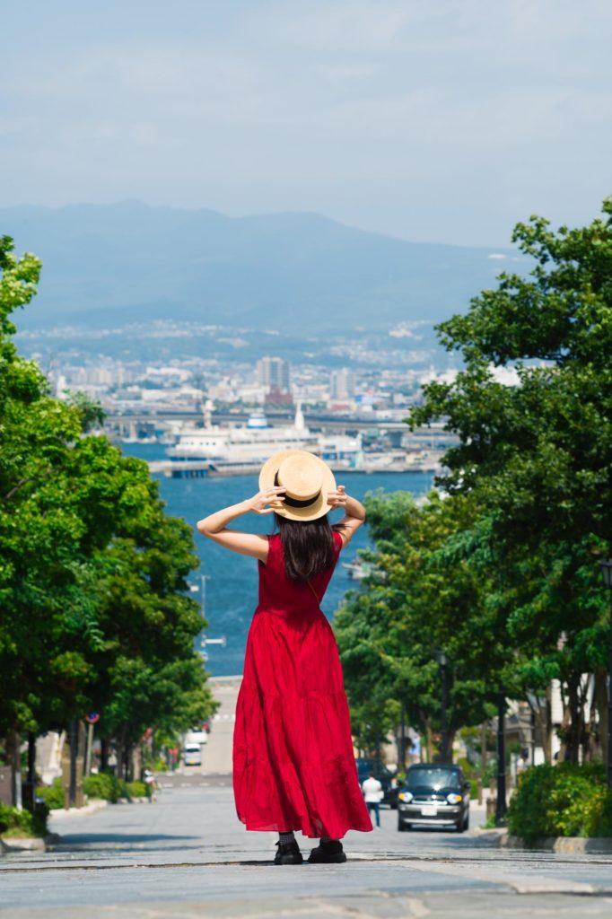カメラと旅と、函館。八幡坂〜赤レンガ倉庫まで写真スポットを巡る