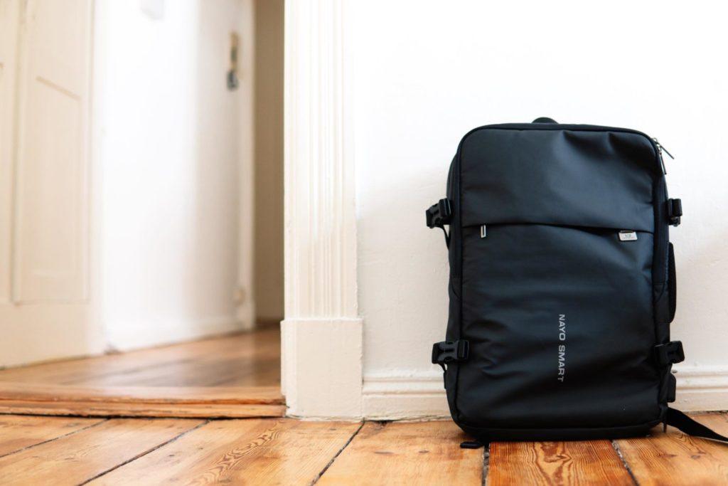 「渡航」から「現地」までこれ1つ。旅に最適な拡張型バックパック『Nayo EXP Backpack』レビュー[PR]