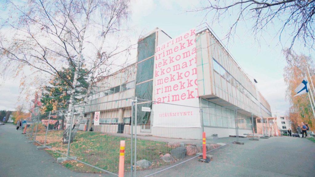【ヘルシンキ】マリメッコ本社アウトレットでお買い物。アクセスやポーチやバッグなど売り場レポ