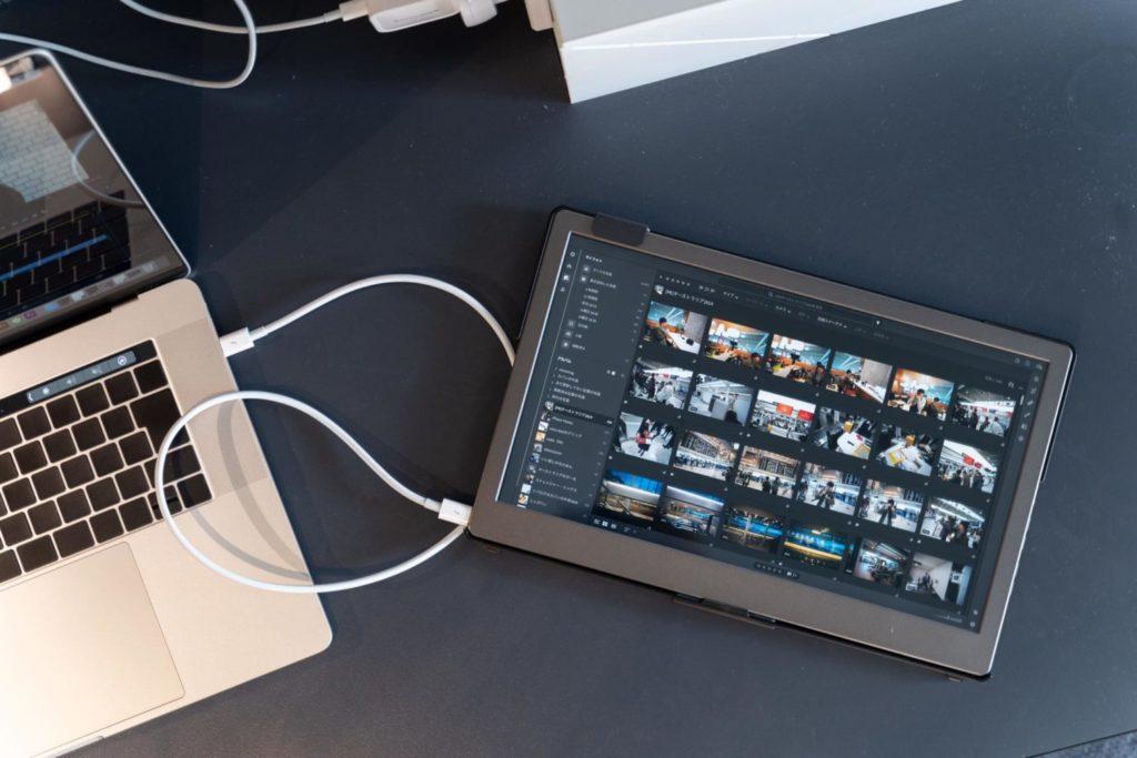 ゲームも作業もモバイルディスプレイ快適に。USB C1本で駆動する『On-Lap 1306H』レビュー[PR]