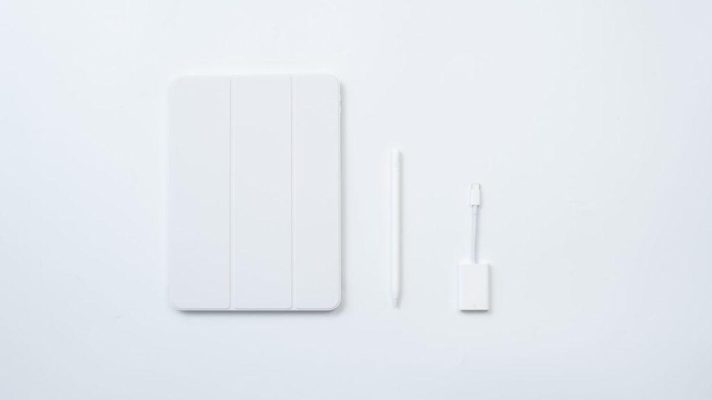 11インチ iPad Proと一緒に買った4つのアクセサリー