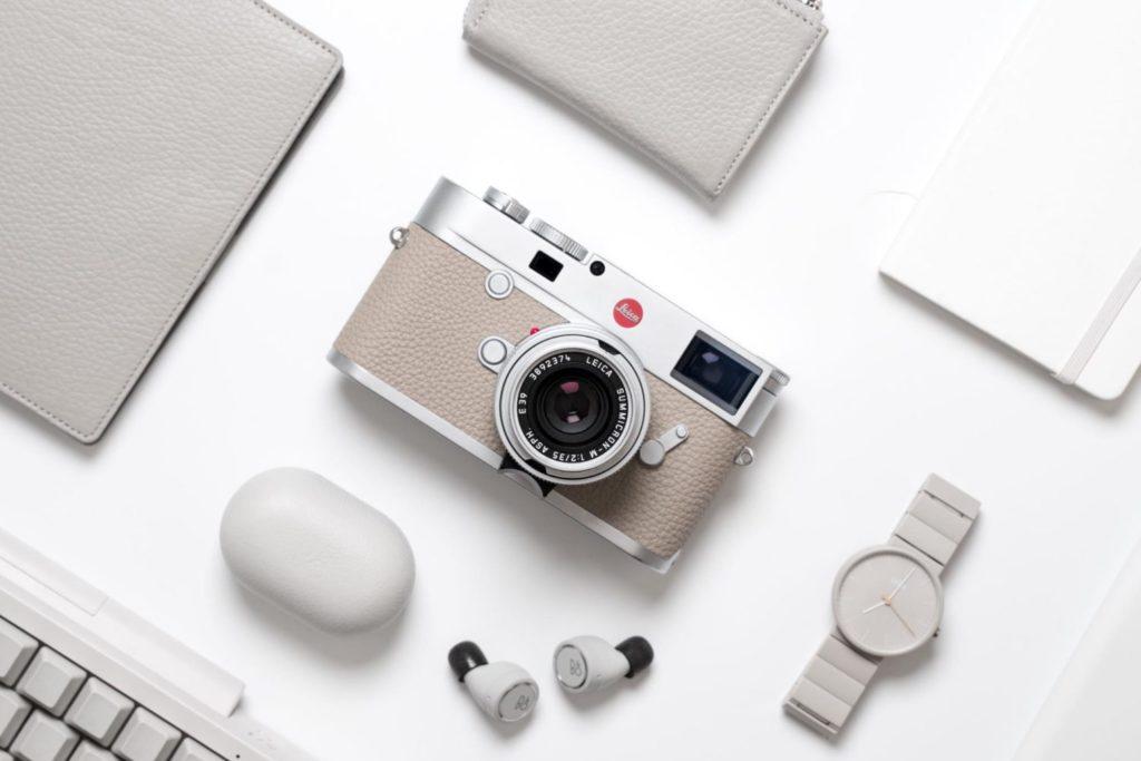Leica M10のレザーを自分で貼り替えしてみた