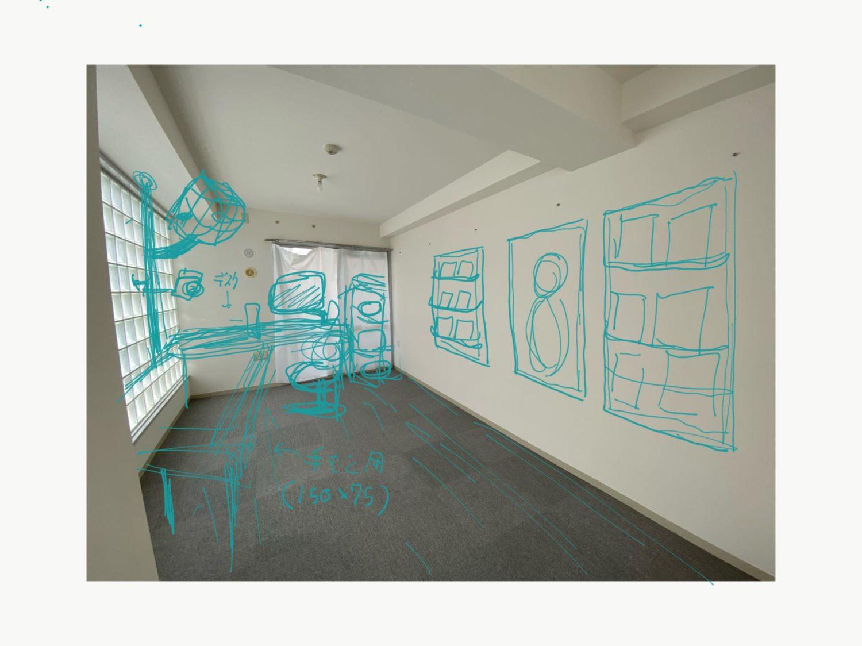 自宅にオフィスを構築する①:どういう部屋にするか? を考える