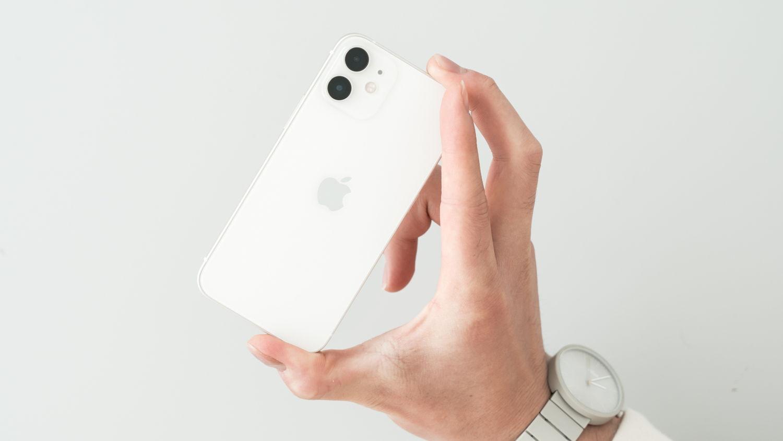 iPhone 12 mini開封レビュー。こんなに軽くて小さいの?