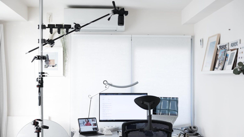 写真も動画も快適! オートポールで快適な俯瞰撮影環境を構築する