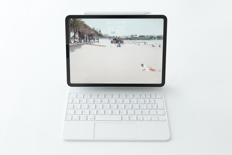 【買った】白いiPad用のMagic Keyboardレビュー。汚れやすいので覚悟は必要